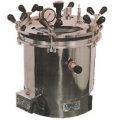 AUTOCLAVES AUTOCLAVE ALUMINIUM & STAINLESS STEEL